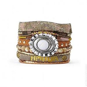 BRACELET GOLDAMOUR HIPANEMA