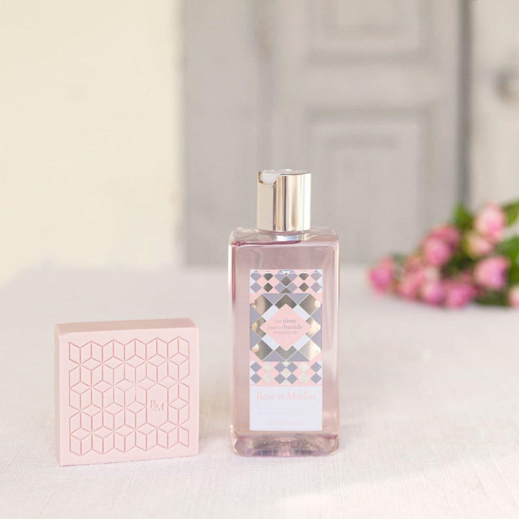 Découvrez toute notre gamme Rose et Marius chez le Bijou Parfumé à Grenoble